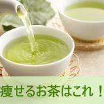 痩せ菌とお茶の関係