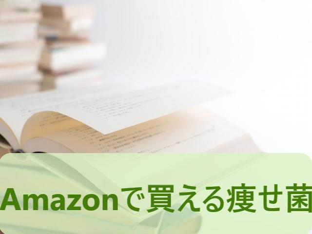 Amazonで買える痩せ菌